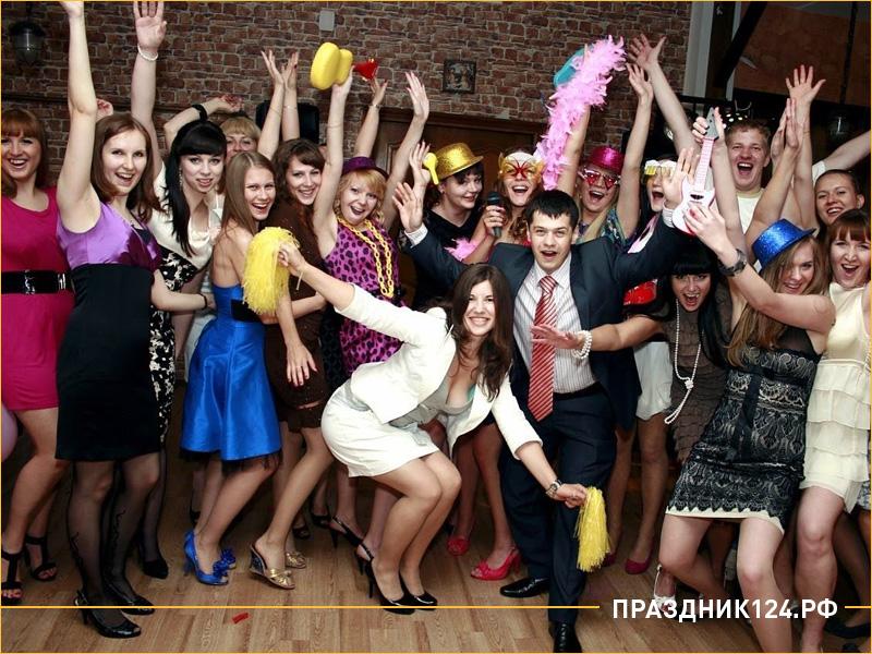 Проведение корпоративного праздника весело для коллектива