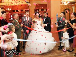 Веселое проведение свадьбы