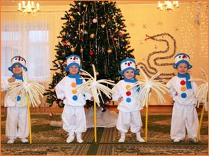 Школа снеговиков программа на Новый год