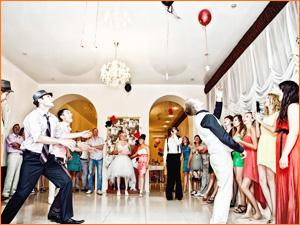 Веселая свадьба и тамада