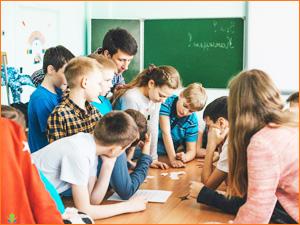 Детские квесты для школьников