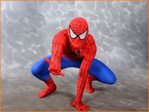 Детский аниматор Человек Паук