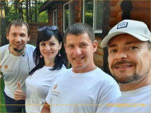 Коллектив ведущих компании праздник124.рф